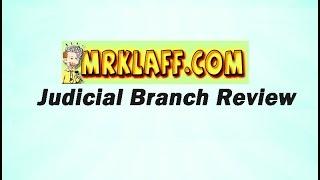 Judicial Branch and Supreme Court Review Lesson - Mr. Klaff