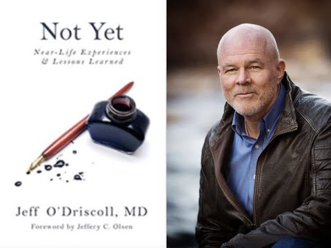 Mar 11th, Dr. Jeff O'Driscoll - 'Not Yet'
