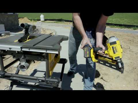 DEWALT FLEXVOLT™ DCS7485 60V MAX* Table Saw First Look