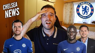 Is Chilwell INJURED After Withdrawing From England Team? | Have Kante & Lampard Had A BUST-UP?!