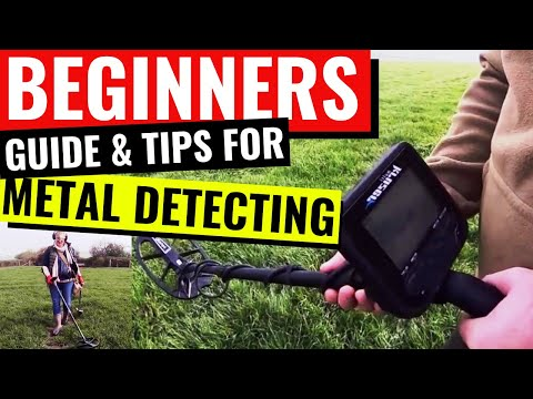 MDF Metal Detecting Plus Guide and Tips