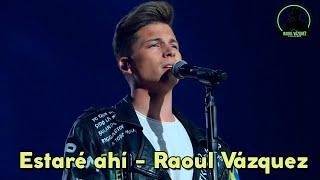 Estaré Ahí - Raoul Vázquez // Coca-Coca Music Experience Fan Edition // Multicamara