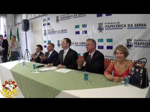 Diplomação do Prefeito Eleito Jorge Costa e Vereadores de Itapecerica da Serra