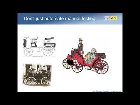 Test Design Essentials for Great Test Automation Related YouTube Video