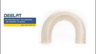 Polyurethane Duct - Polyurethane – 2.95