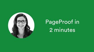 PageProof video