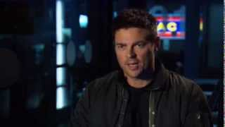 Almost Human- Karl Urban - John Kennex  Interview
