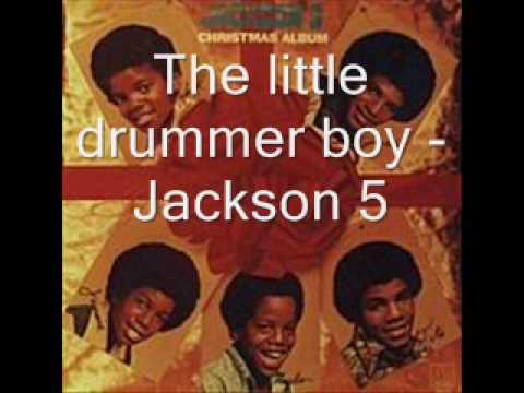 The Jackson 5 - Little Drummer Boy - Christmas Radio