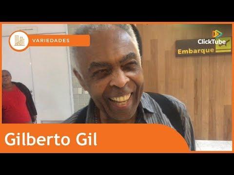 Conexão Com O Mundo - Entrevista Com O Cantor E Compositor Gilberto Gil