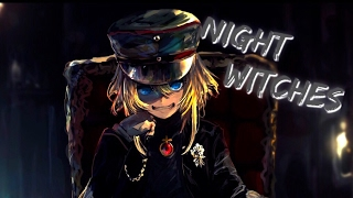 Youjo Senki - AMV - Sabaton - Night Witches (With Lyrics HD)