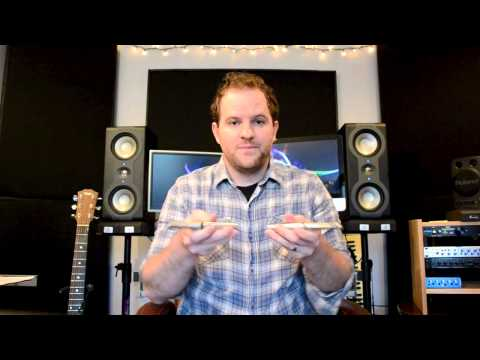 Get It Right At The Source – Mic Placement, Part 2 – Quick Stereo Mic Technique Overview