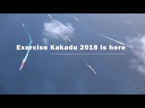 mp4 Exercise Kakadu 2018, download Exercise Kakadu 2018 video klip Exercise Kakadu 2018