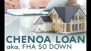 FHA $0 Down Loan! How Does it Work?