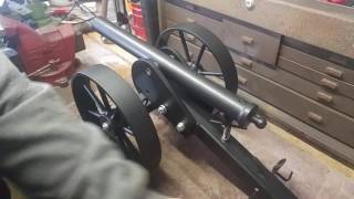 Homemade Cannon Built and Fired