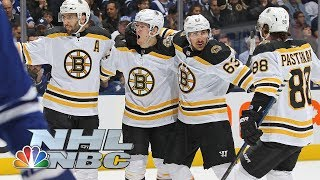 NHL Stanley Cup Playoffs 2019: Bruins vs. Maple Leafs | Game 6 Highlights | NBC Sports