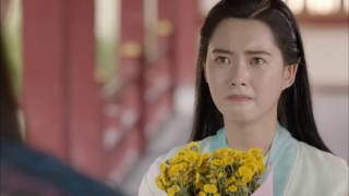 hwarang ep 8 GoAra found out that ParkSeojun is not her real brother