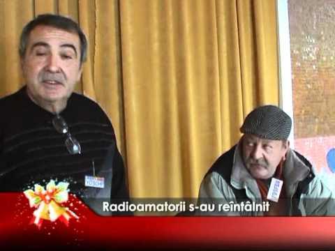 Radioamatorii s-au reîntâlnit