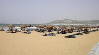 preview picture of video 'Marokko - Strand und Hafen von Agadir'