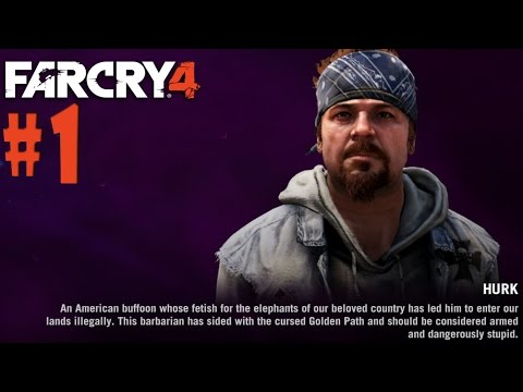 hurk missions far cry 4