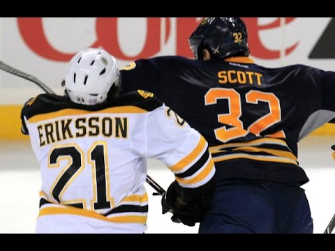 NHL - Cheap Shots / Dirty Hits Compilation [HD]