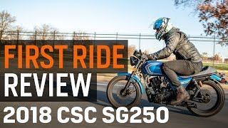 The Coolest New Motorcycle Under $2,000