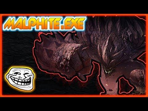 URF Malphite.exe  | PRESS R xD
