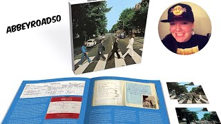 122. Abbey Road 50 Official Announcement & First Listen Of 'Something' Remix