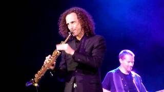 Kenny G Live Moscow 270611 Sentimental