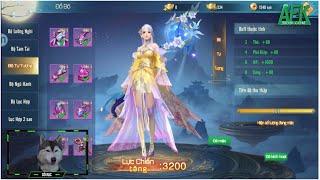 Tân Tru Thần Truyện Mobile: Tổng hợp các cách tăng mạnh lực chiến cho Nhân vật