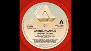 Aretha Franklin - Freeway Of Love (Extended Remix)