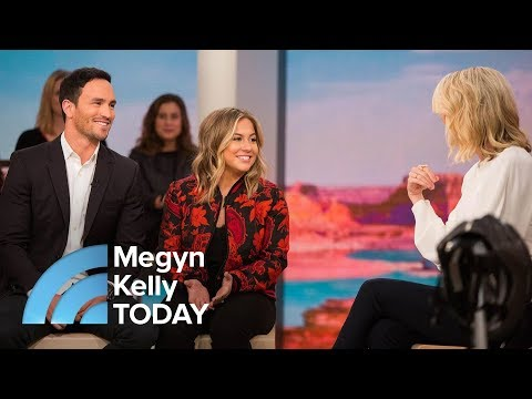 Shawn Johnson East And Jeremy Bloom Show Products From 'Adventure Capitalists' | Megyn Kelly TODAY