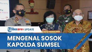 Profil Kapolda Sumsel Irjen Eko Indra Heri, Diperiksa karena Sumbangan Fiktif Rp2 T dari Akidi Tio