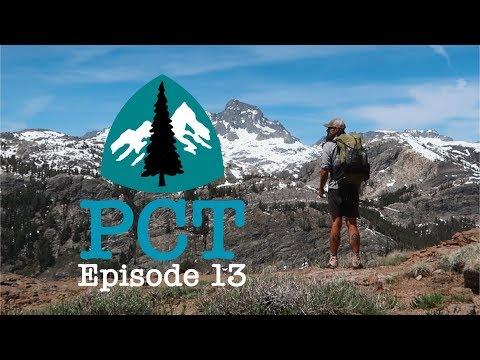 PCT 2018 Thru-Hike: Episode 13- A Few Rough Days