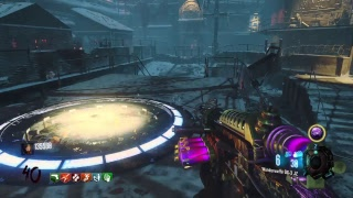 Black ops 3 Zombies the Giant vs Motigaming