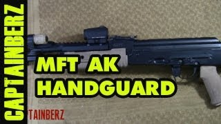 MFT AK47/74 Lower Handguard Rail System (TP47LIRS)