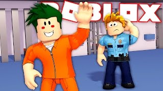 HOW TO SURVIVE ROBLOX PRISON!