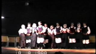 preview picture of video 'Gruppo Folk Benetutti Ploaghe 1988'