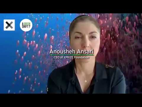 A Green Shift ? Anousheh Ansari