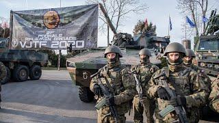 Wojsko Polskie pełni dyżur w Siłach Odpowiedzi NATO