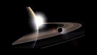 Спутники Сатурна. Крупные и мелкие спутники гигантской планеты. Космос, Вселенная 14.12.2