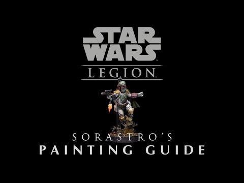 Sorastro's Star Wars Legion Painting Guide Ep.12 Boba Fett