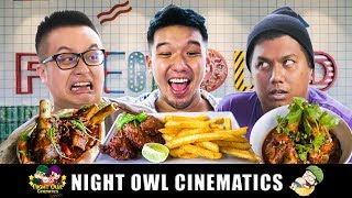 Food King Singapore: Halal Food You Wouldn't Expect!