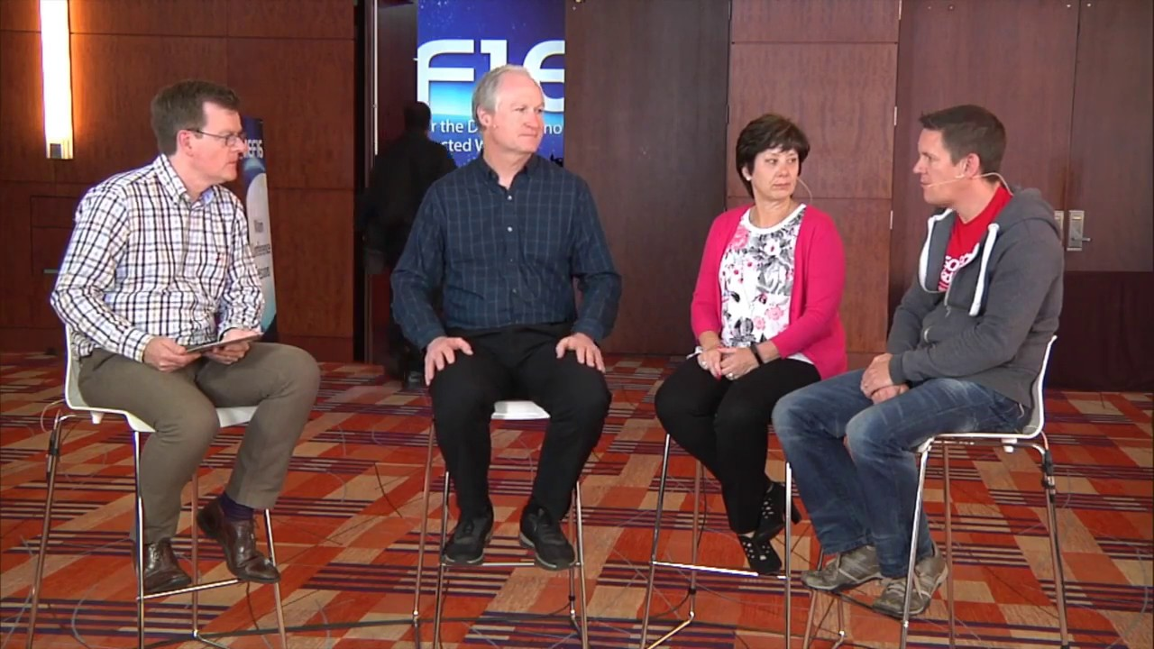 TelecomTV/MEF16 – LSO Hackathon Roundtable With AT&T, Cisco, and Ericsson Experts
