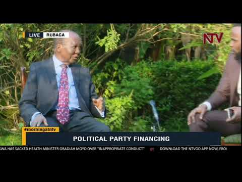 ON THE GROUND: Veteran politician Ssemwogerere projects the 2021 election
