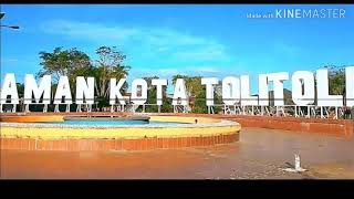 preview picture of video 'VLOG IN ' TAMAN KOTA TOLITOLI'with My family'