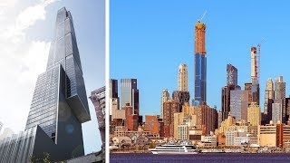 America's Tallest Building is Almost Completed | Central Park Tower