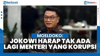 Moeldoko: Jokowi Berharap Menterinya Tak Ditangkap KPK Lagi