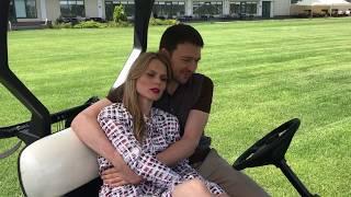 История любви: Ольга Фреймут и Владимир Локотко в фотосессии для Viva!