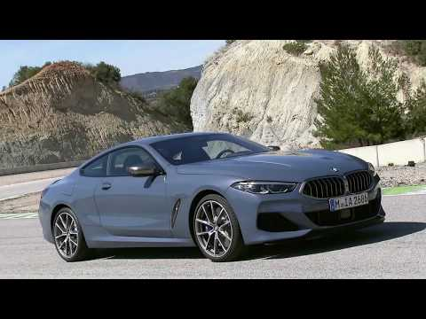 The New BMW 8 Series Exterior Design