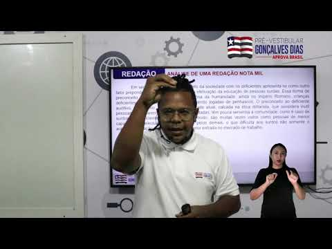 Aula 03 | Competência II: O que é avaliado? – Parte 03 de 03 - Redação